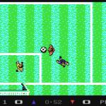 Microprose Soccer – Commodore 64