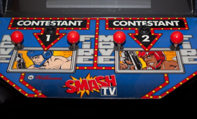 Smash TV – Arcade