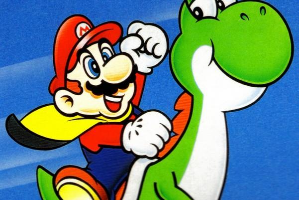Super Mario World – Super Nintendo