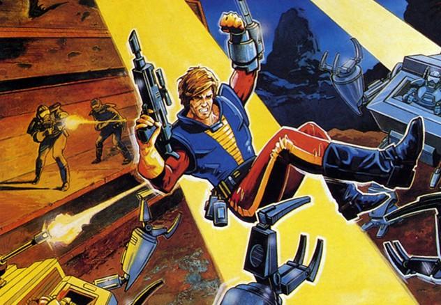 Bionic Commando – NES