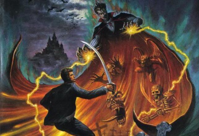 Master of Darkness – Master System