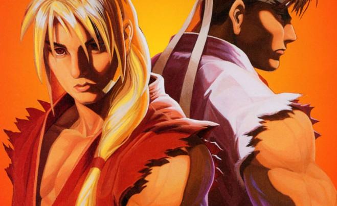 Street Fighter Alpha – Arcade