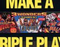 Three Wonders – Arcade