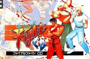 Final Fight CD – Mega CD
