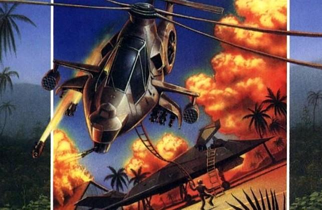 Jungle Strike – Mega Drive
