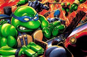 Turtles: Hyperstone Heist – Mega Drive