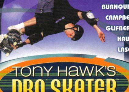 Tony Hawk's Pro Skater – PlayStation