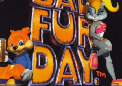 Conker's Bad Fur Day – Nintendo 64