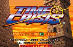 Time Crisis – Arcade