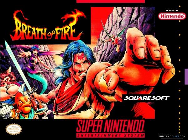 Breath of fire – Super Nintendo