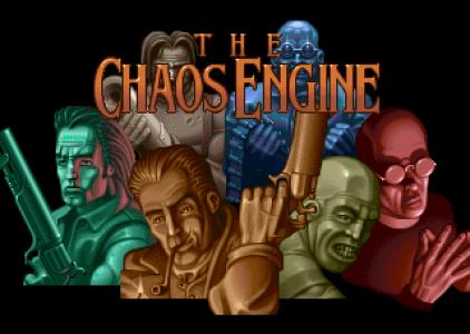 The chaos engine – Amiga