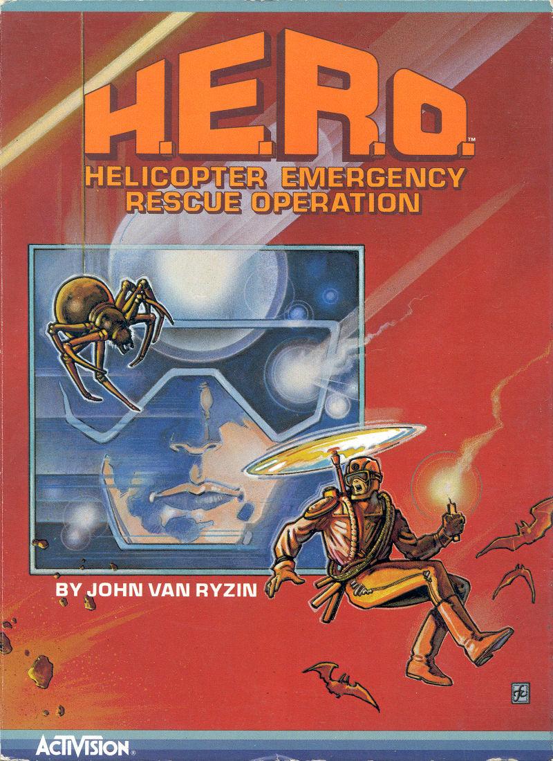 HERO – Commodore 64