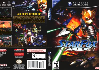 Starfox Assault – GameCube