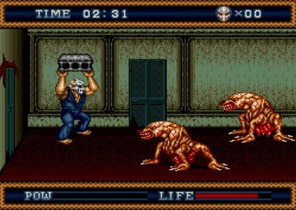 Splatterhouse 3 – Sega Mega Drive