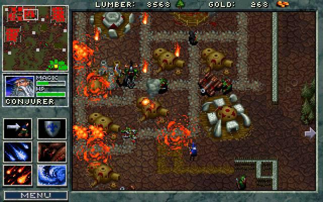 Warcraft – MS DOS