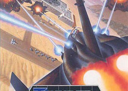 Thunder Force 2 – Sega Mega Drive