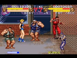 Final fight 3 super nintendo