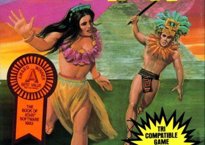 Aztec – Commodore 64