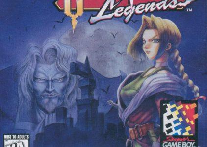Castlevania Legends – Gameboy