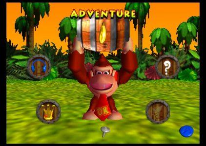 Donkey Kong 64 – Nintendo 64