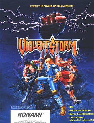 Violent Storm – Arcade