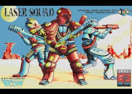 Laser Squad – Amiga