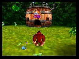 Donkey Kong 64 N64