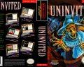 Uninvited – Nintendo NES