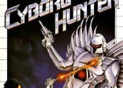 Cyborg Hunter – Sega Master System