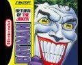 Batman: il ritorno del Joker – Super Nintendo