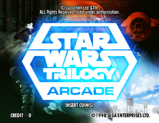 Star Wars Trilogy – Arcade