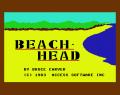 Beach Head – Commodore 64