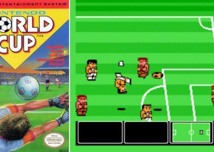 Nintendo World Cup – Nintendo NES