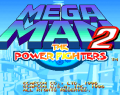 Mega Man 2: the power fighters – Arcade