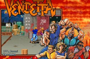 Vendetta – Arcade