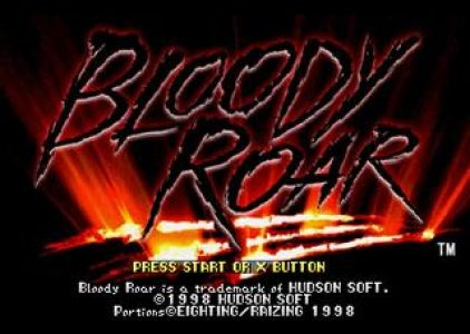 Bloody Roar – Playstation