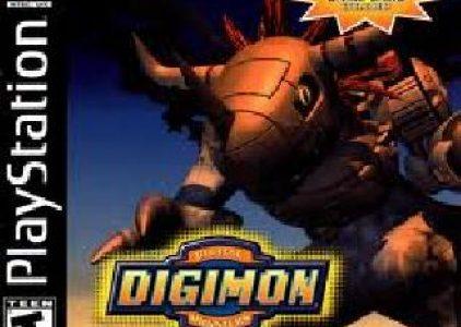 Digimon World – Playstation