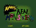 Aaahh!!! Real Monsters – Sega Mega Drive