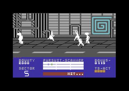 Blade Runner – Commodore 64