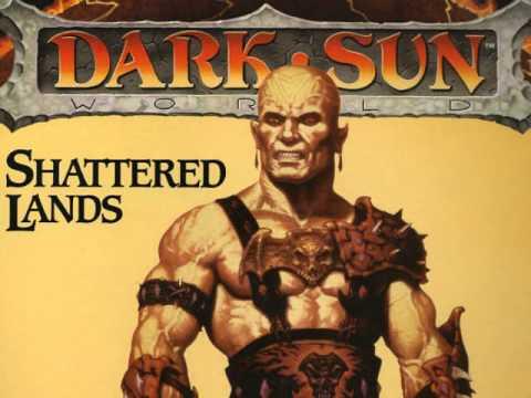 Dark Sun: Shattered Lands – MS DOS