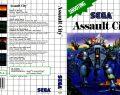 Assault City – Sega Master System