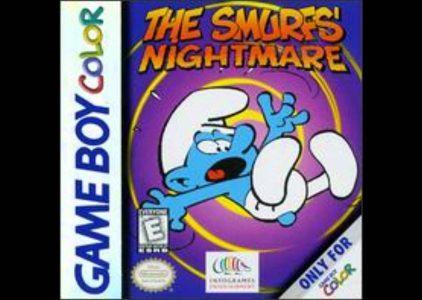 The Smurfs' Nightmare – Game Boy