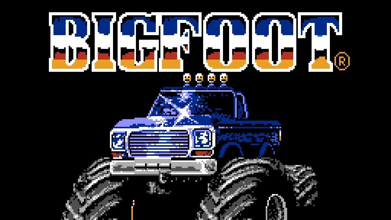Bigfoot – Nintendo Nes