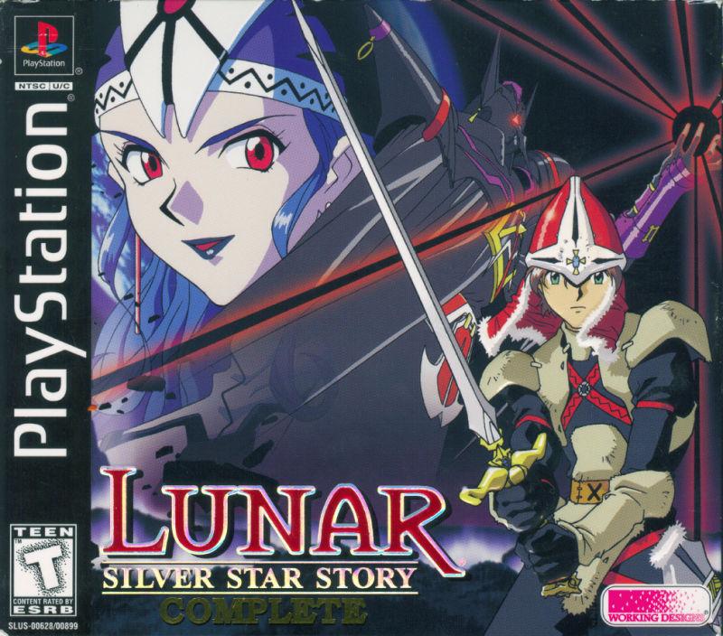 Lunar – Playstation