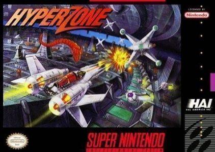 Hyperzone – Super Nintendo