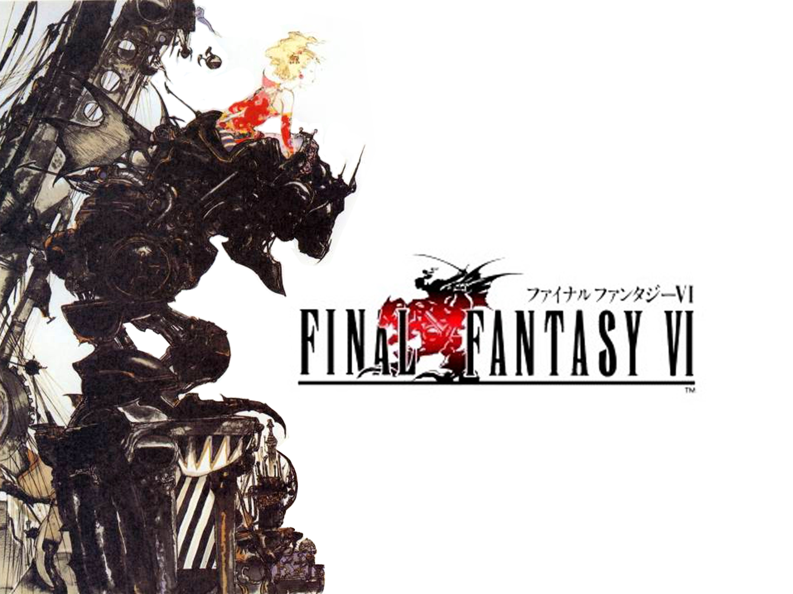 Final Fantasy VI – Game Boy Advance