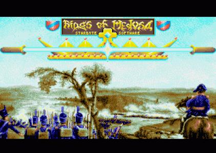 Rings of Medusa – Amiga