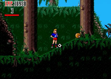 Hurricanes – Sega Mega Drive