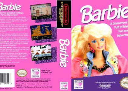 Barbie – Nintendo Nes