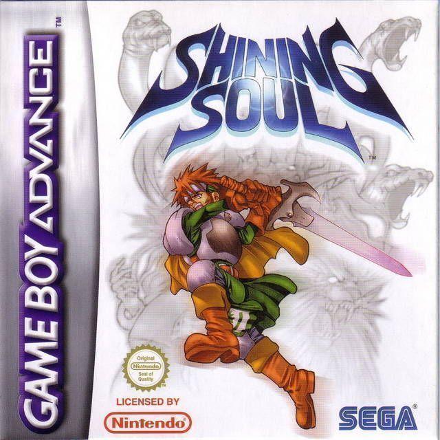 Shining Soul – Game Boy Advance